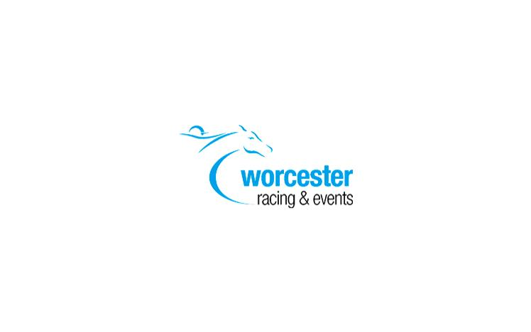 Worcester Racecourse logo on a white background.